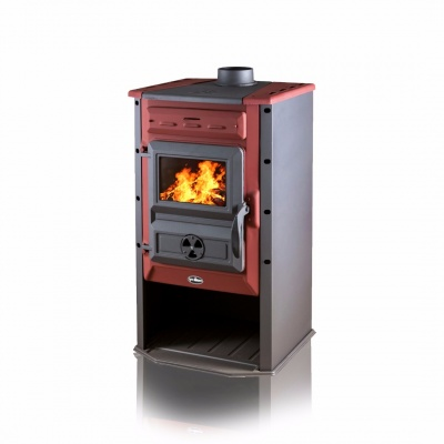 Печь Magic Stove КРАСНАЯ